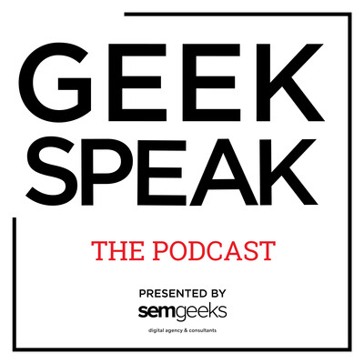 Geek Speak: The Podcast