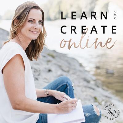 Geniale Onlinekurse leicht verkaufen   LEARN and CREATE online