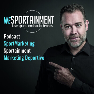 WeSportainment. Marketing deportivo, sportainment,