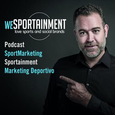 WeSportainment. Marketing deportivo, sportainment,