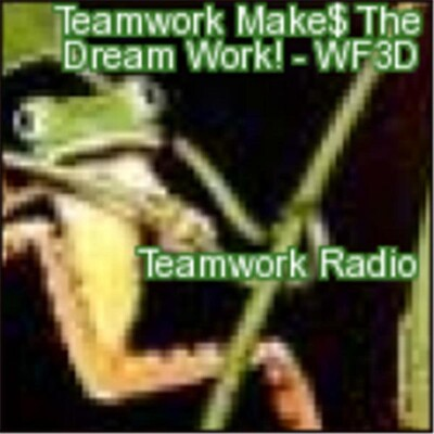 NYActor, Tim G. & Ann S. - TeamWork Makes the DreamWork RADIO (TeamWork Radio)