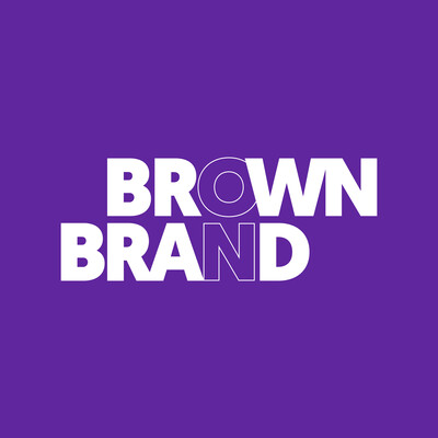 BROWN on BRAND