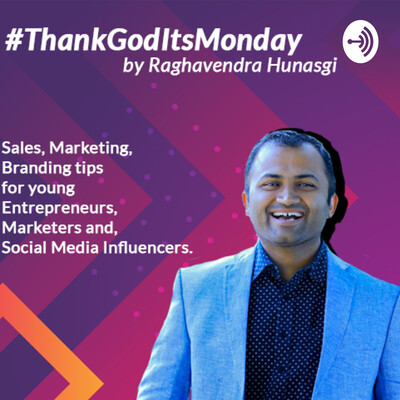Marketing and Sales Enablement by Raghavendra Hunasgi | ThoughtFolks Media