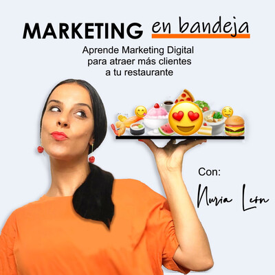 Marketing en bandeja