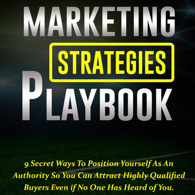 Marketing Strategies Playbook