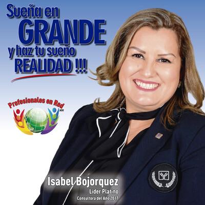 Seminarios y Talleres - Isabel Bojorquez