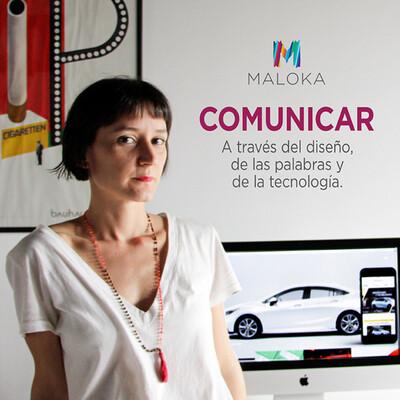 Comunicar a través del diseño, de las palabras y d