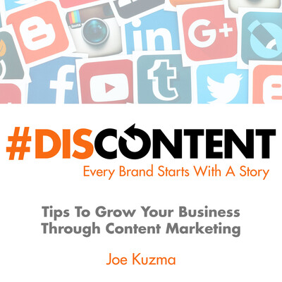 Content Marketing Tips and Tricks   The DisContent Show
