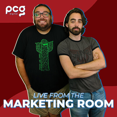 Live From The Marketing Room: A PCG Digital Podcast