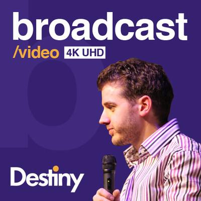 Destiny Wakefield Video Preaches