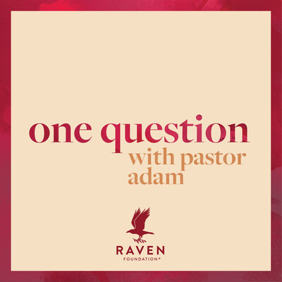 One Question with Pastor Adam