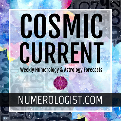 The Cosmic Current: Weekly Numerology & Astrology Forecasts