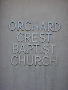 Orchard Crest Baptist Church