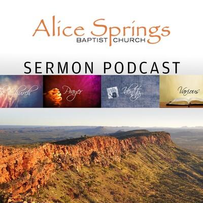 Alice Springs Baptist Church