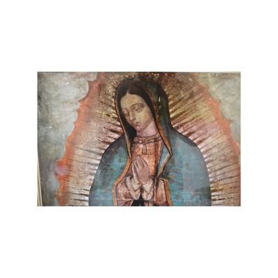 Virgen de Guadalupe en ingles