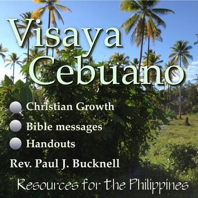 Visaya and Cebuano: Two Christian seminars: (1) Ang Agos: Pagpasiugda sa Spirituhanon Pagtubo diha sa Simbahan, and (2) Mahimong usa ka Magbubuntog