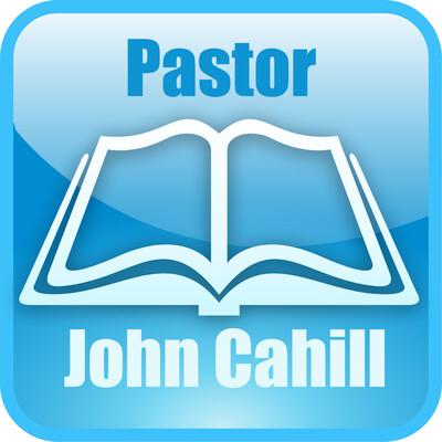 Pastor John Cahill