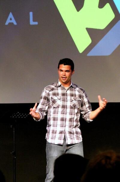 Pastor Mark Hughes
