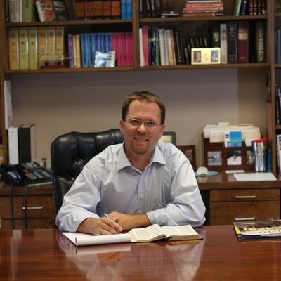 Pastor Mike Johnson