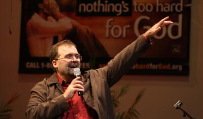 Pastor Paul Boisvert