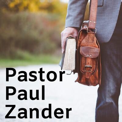 Pastor Paul Zander