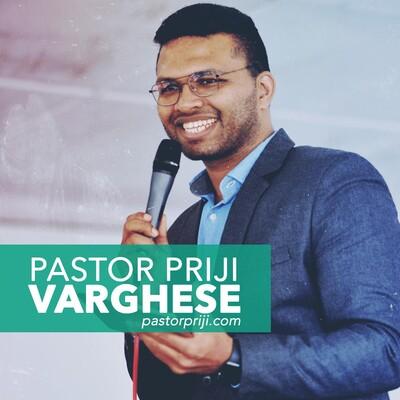 Pastor Priji Varghese