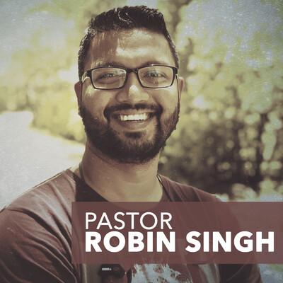 Pastor Robin Singh
