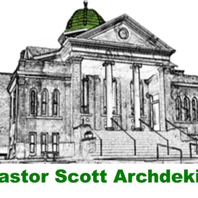 Pastor Scott Archdekin
