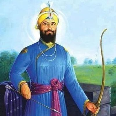 Dawn of Righteousness: The biography of Guru Gobind Singh