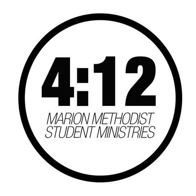 Marion Methodist 4:12 Student Ministries