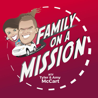 Family On A Mission - Christian Family | Family | Parenting | Children | Jesus | Fun | Entertaining