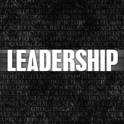 LEADERSHIP - Starts With Following