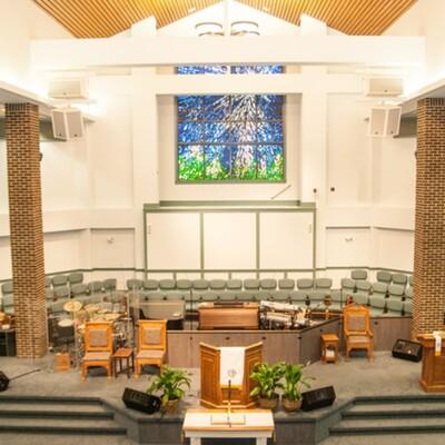 Lenox Road Baptist Church's Podcast
