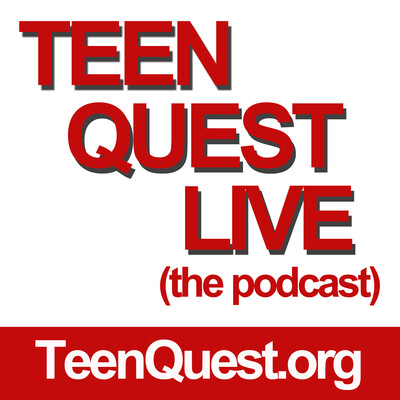 Teen Quest Live | Youth Ministry Podcast