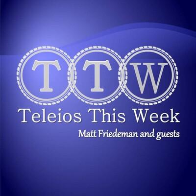Teleios This Week Podcast