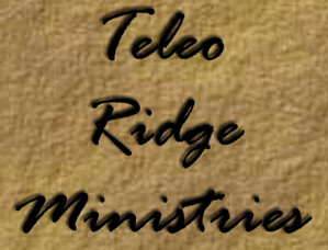 Teleo Ridge Ministries Coffee and Conversation Podcast About God