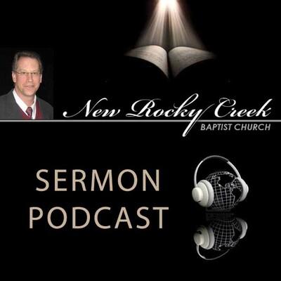 New Rocky Creek Baptist Church