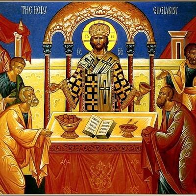Orthodox Sacraments