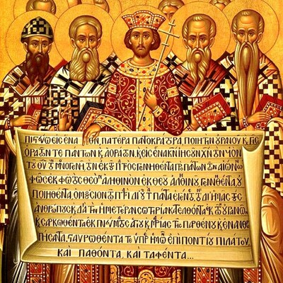 Orthodox Theology