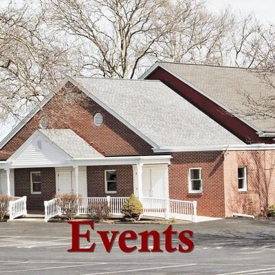 Weavertown Amish Mennonite Church: Events