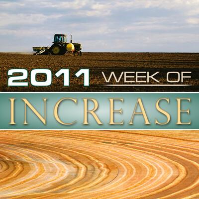 Week Of Increase 2011 SD Video