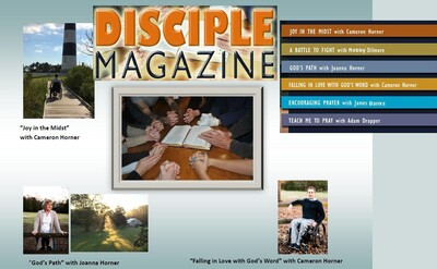 Disciple Magazine's Podcast
