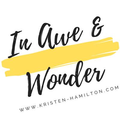 In Awe & Wonder