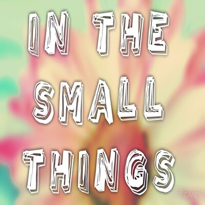 In The Small Things