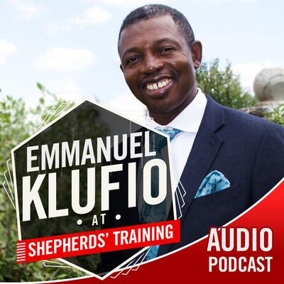 Emmanuel Klufio at Shepherds Training