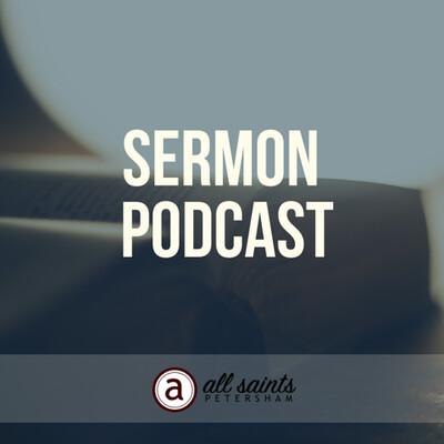All Saints Sermon Podcast