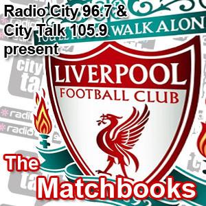 The Liverpool Matchbooks