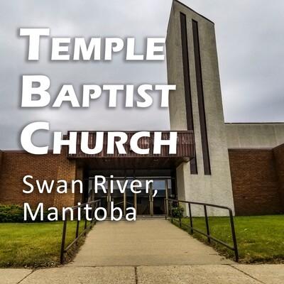 Temple Baptist Church Podcast