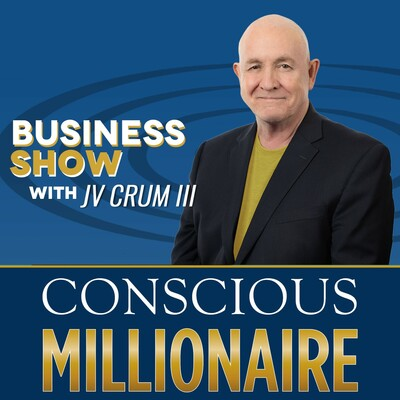 Conscious Millionaire J V Crum III ~ Business Coaching Now 7 Days a Week