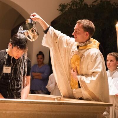 Father Marc Paveglio's Podcast